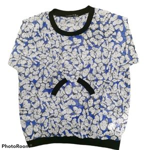 Atmosphere Butterfly Blouse Top